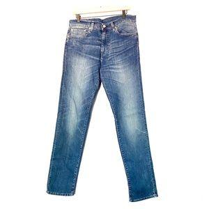 NWOT LEVI'S 511 Men's Blue Jeans, 34W x 36L